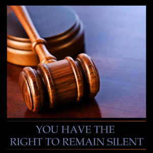 miranda warnings, the right to remain silent, CA Criminal Law, Los Angeles Criminal Attorney