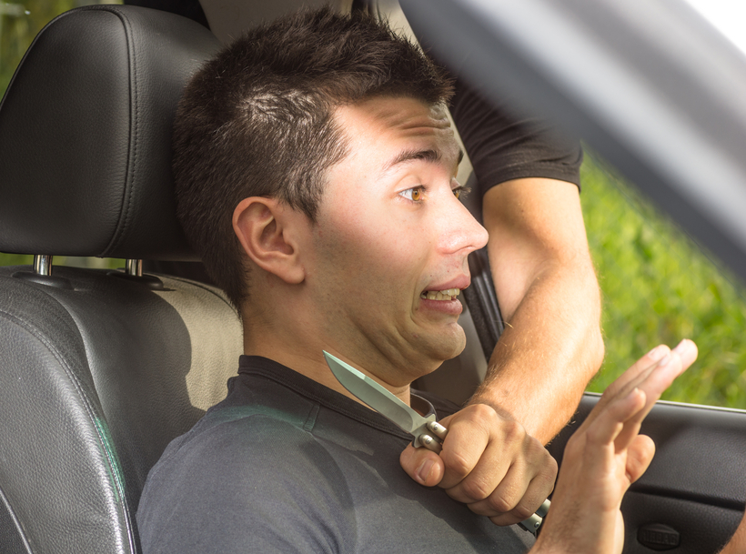 Carjacking Charges In California Los Angeles Criminal Defense