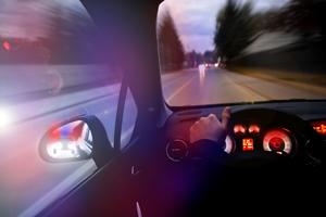 Evading-the-police