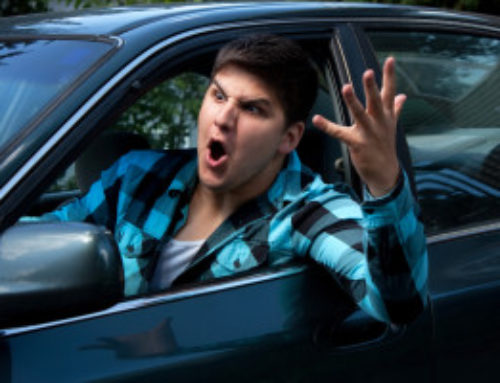 Road Rage in CA: Reckless Driving to ADW