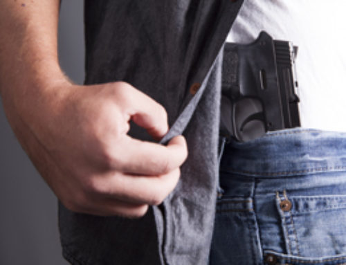 Carrying A Concealed Weapon Charges in California