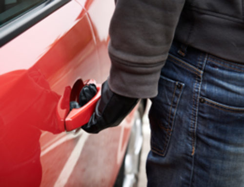 Car Theft Charges in California