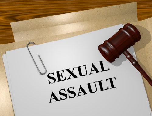 Sex Crime Charges in California — Defending Tough Criminal Cases